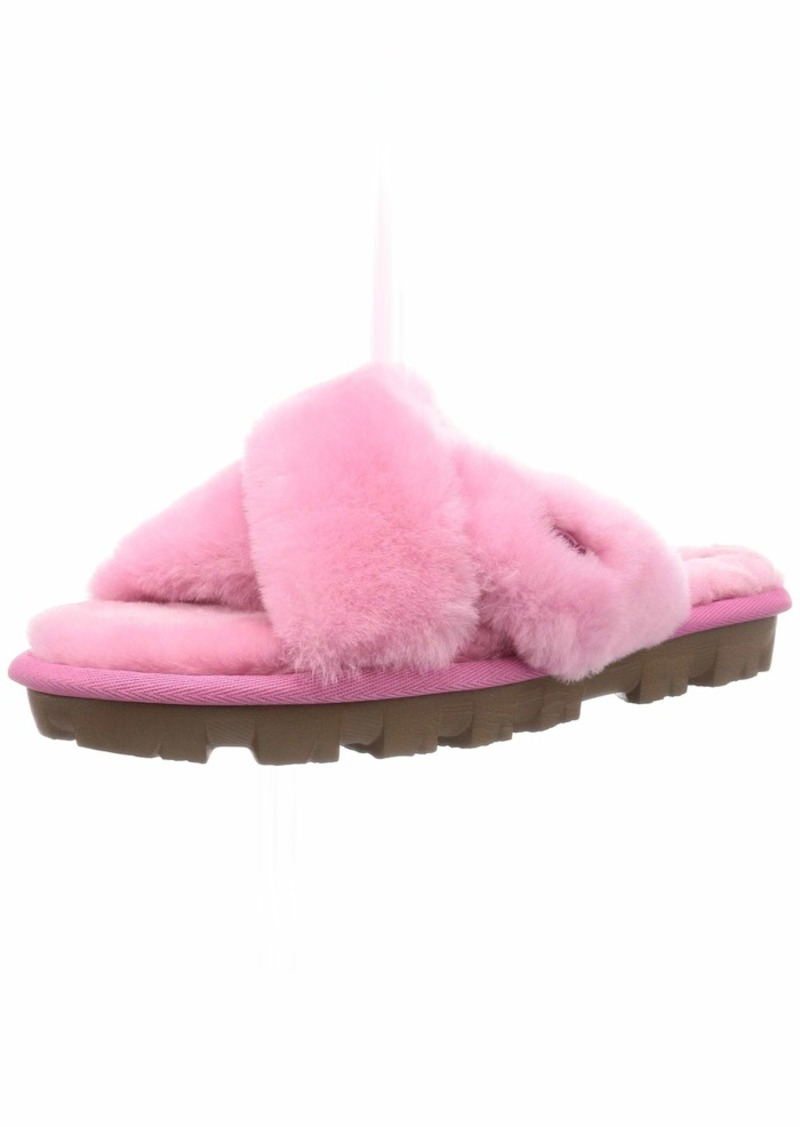 UGG womens Fuzzette Slipper   US