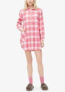 Ugg Gabri Printed Sleepshirt & Fleece Socks Set