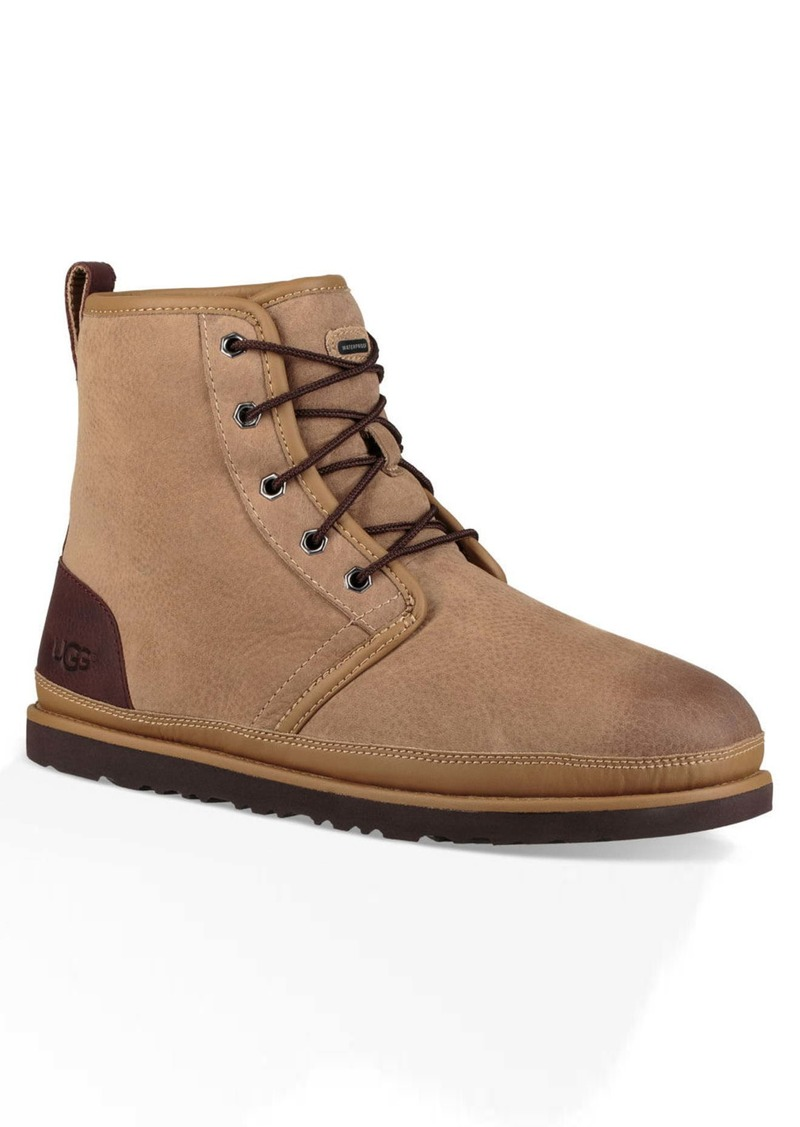 UGG® Harkley Waterproof Lace-Up Boot (Men)