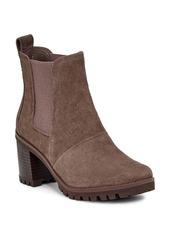UGG® Hazel Waterproof Block Heel Bootie (Women)
