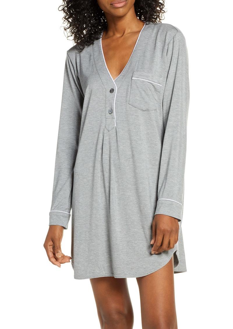 UGG® Henning Henley Sleep Shirt