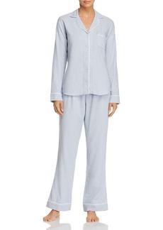UGG� Herringbone Long Pajama Set