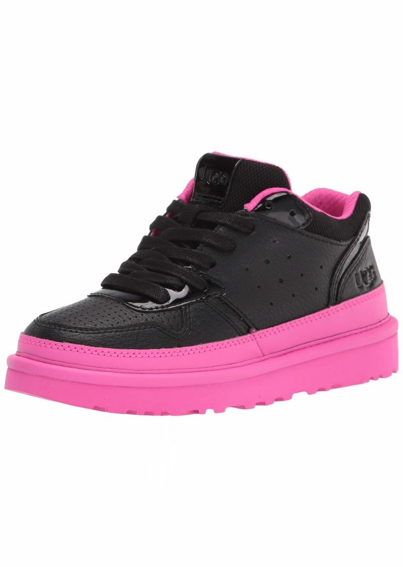 UGG Highland Sneaker Sneaker Black / Rock Rose Size