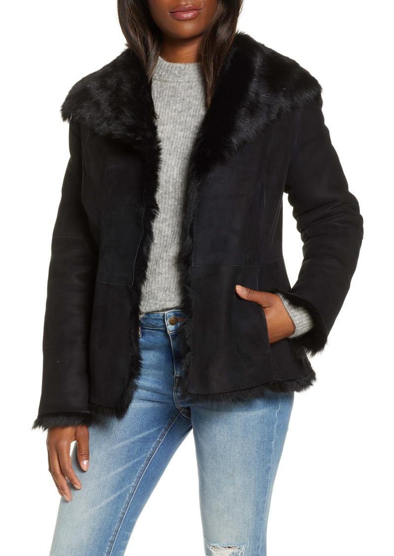 UGG® Karlene Genuine Toscana Shearling Jacket