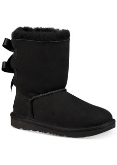 Ugg Little & Big Girls Bailey Bow Ii Boots
