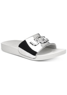 Ugg Little & Big Girls Graphic Pool Slides