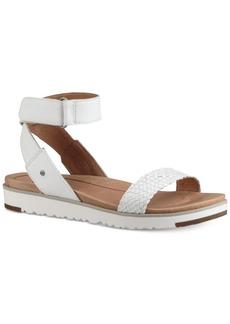 Ugg Laddie Wedge Sandals