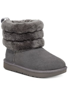 Ugg Little & Big Girls Fluff Mini Quilted Boots