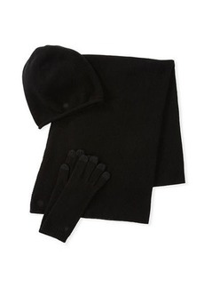 UGG Luxe Wool-Blend Smart Gloves