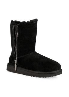 UGG Marcie Sheepskin Fur Leather Booties