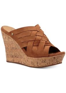 Ugg Marta Wedge Sandals