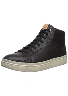 UGG Men's Cali Lace High Leather Sneaker   M US
