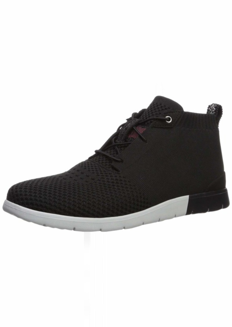 UGG Men's Freamon Hyperweave 2.0 Sneaker black  Medium US