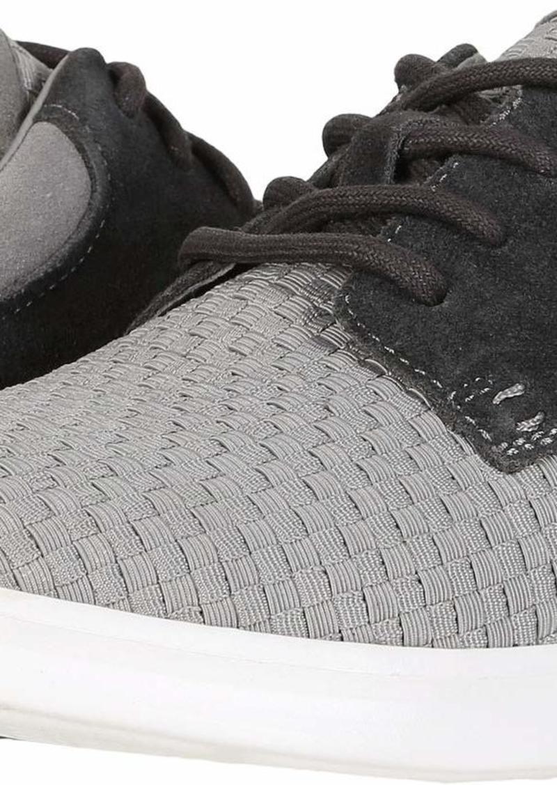 UGG Men's Hepner Woven Sneaker seal/drizzle  Medium US