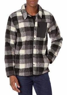 UGG Men's Keefe Sherpa Jacket  M