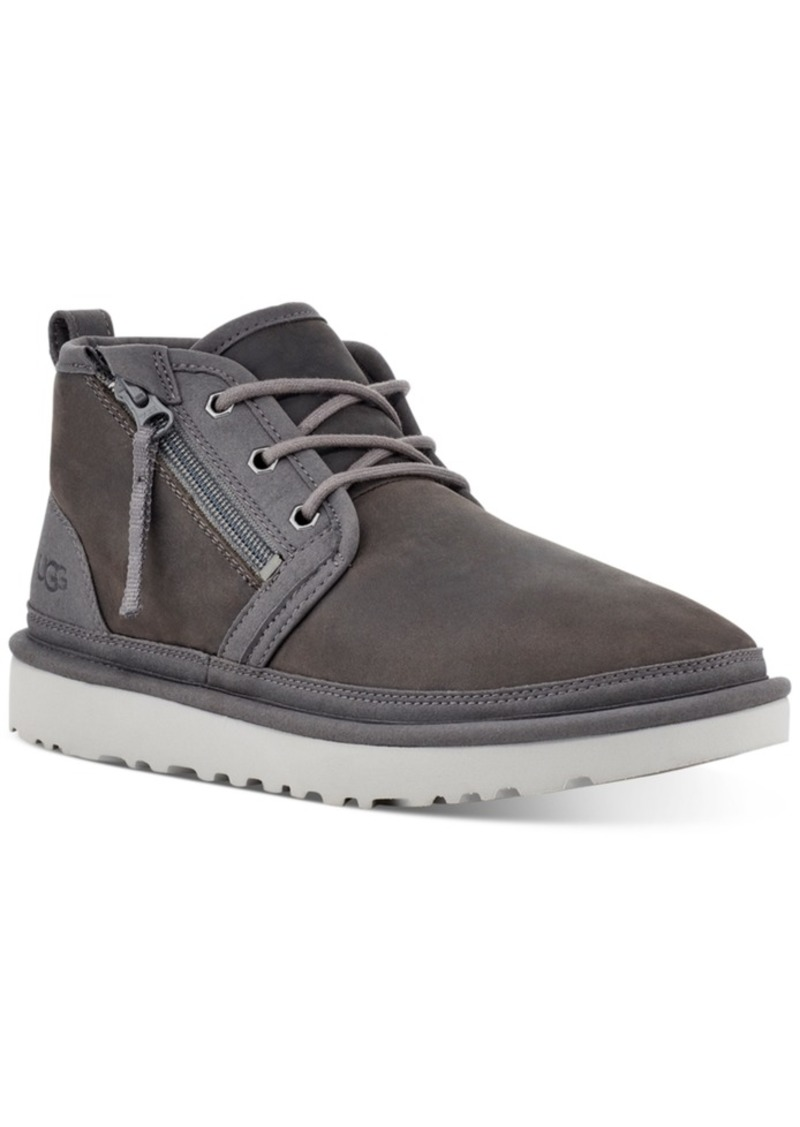 Ugg Men's Neumel Luxe Classic Zip Casual Boots Men's Shoes