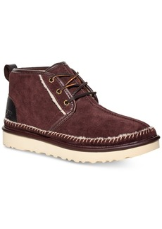 Ugg Men's Neumel Stitch Winter Boots Men's Shoes