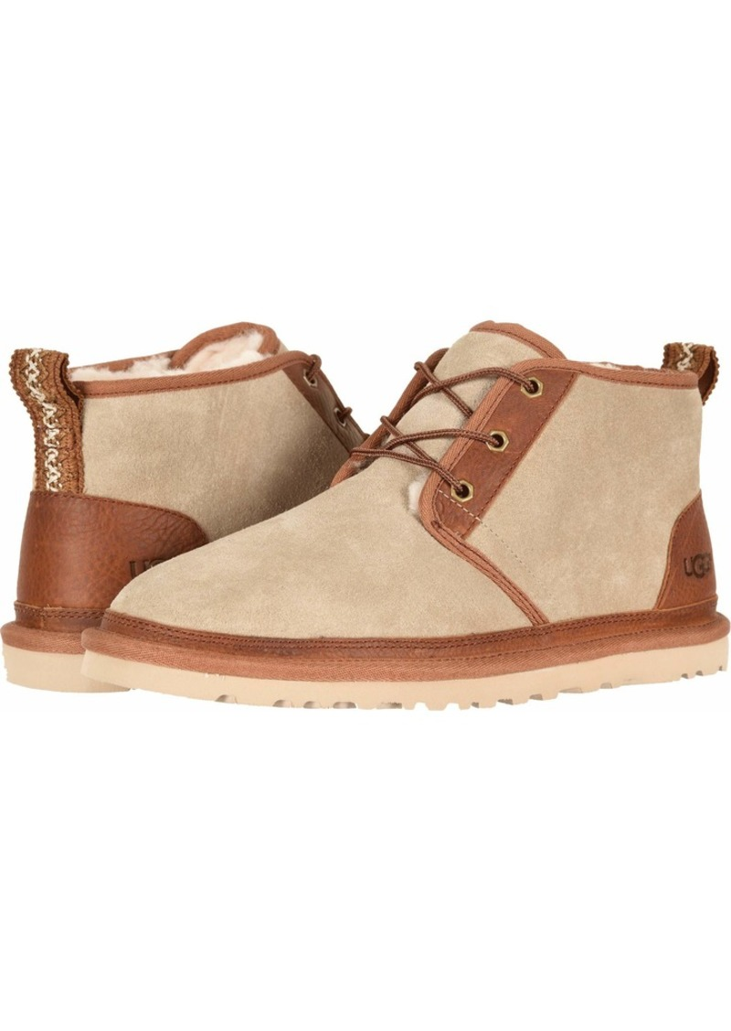 UGG Men's Neumel Two-Toned Chukka Boot   M US
