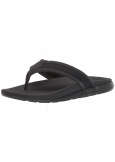 UGG Men's TENOCH Ballistic Sandal Flip-Flop   Medium US