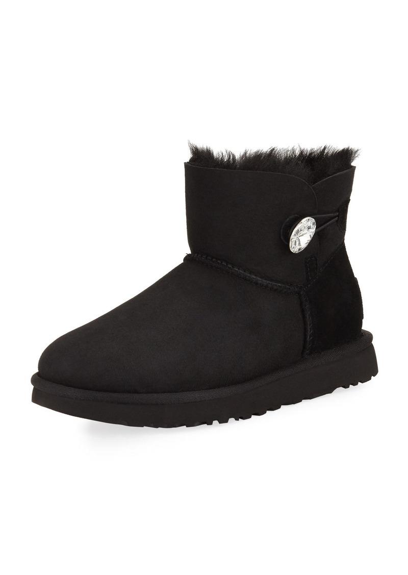 d7339134a3d Mini Bailey Bling Low Boot Black