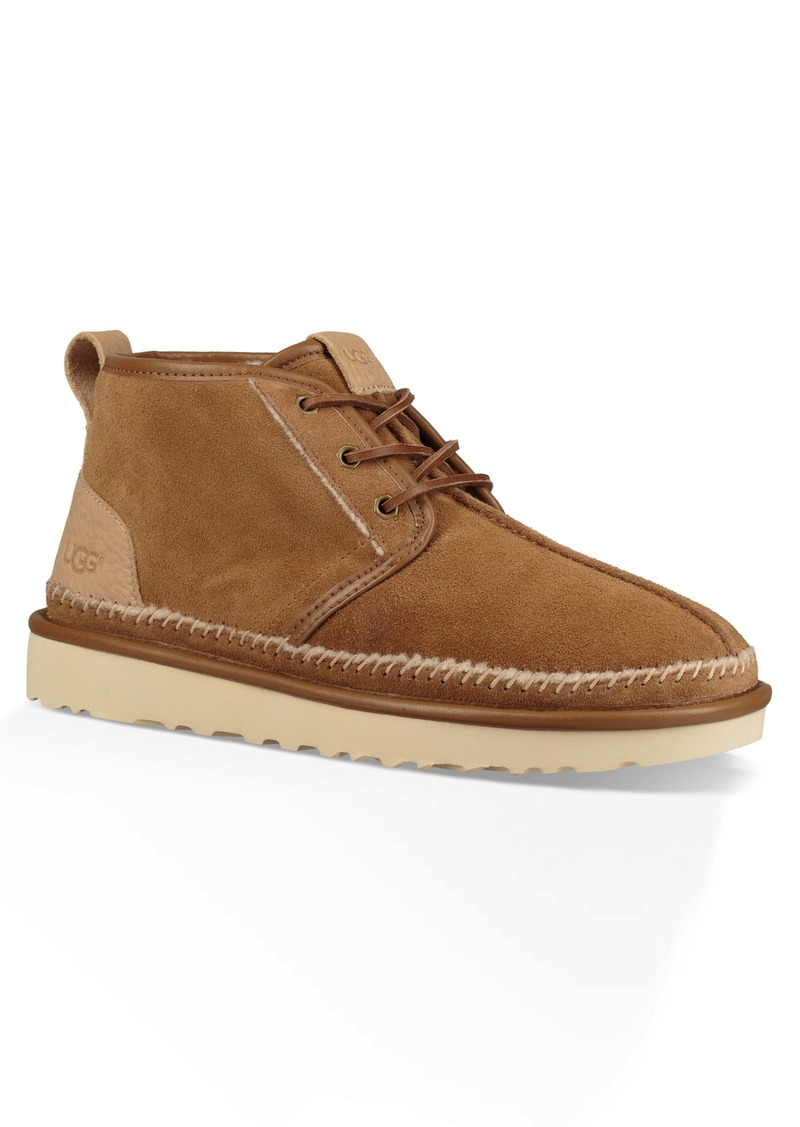 UGG® Neumel Stitch Chukka Boot (Men)
