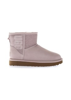 UGG Pink Classic Suede Boots