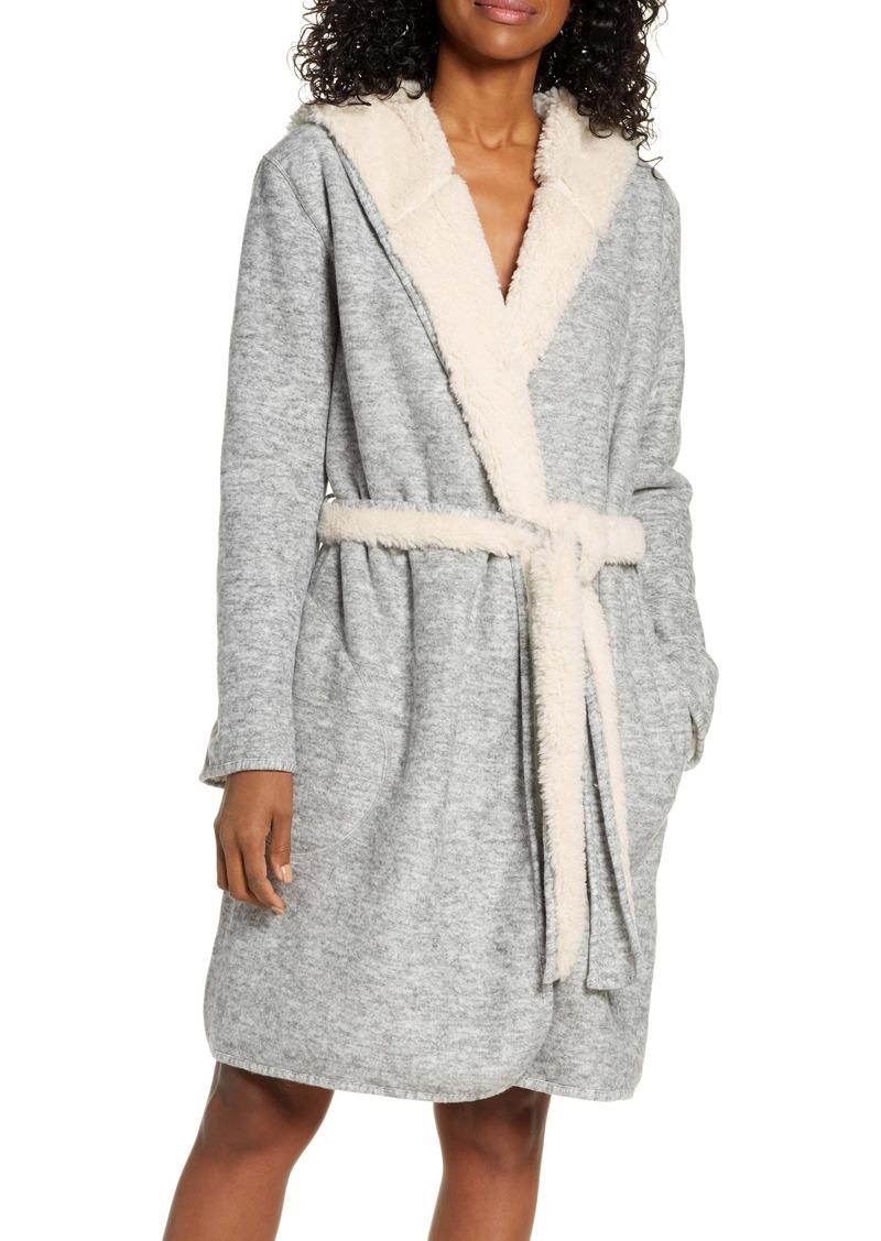 UGG® Portola Reversible Hooded Robe