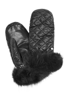 Ugg Quilted All-Weather Touch Mittens