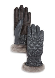 UGG� Quilted Tech Gloves