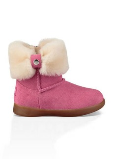 UGG Ramona Suede Boot w/ Shearling Cuff  Toddler