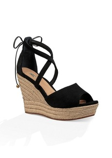 "UGG® ""Reagan"" Wedge Sandals"