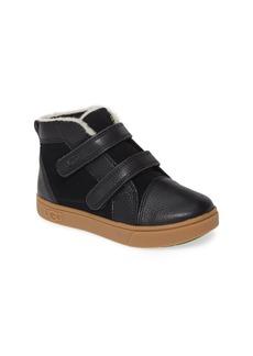 UGG® Rennon High Top Sneaker (Walker & Toddler)