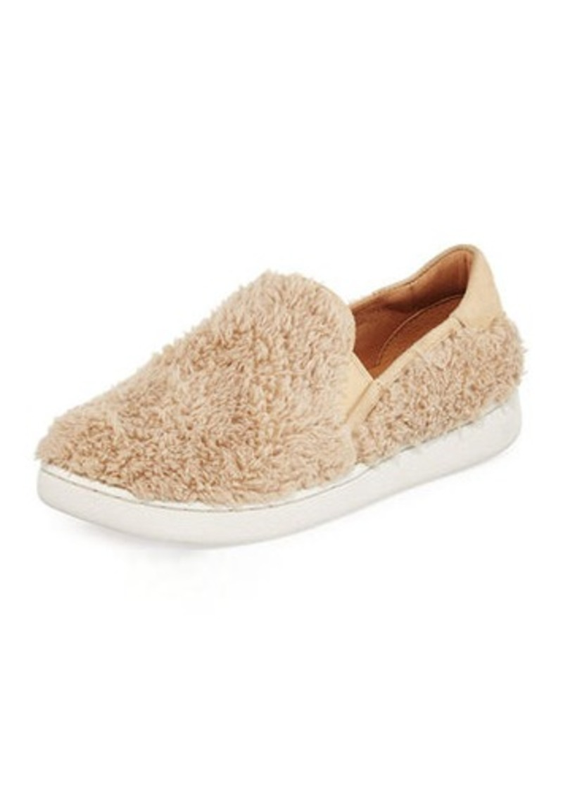 Shearling Lined Tennis Shoes