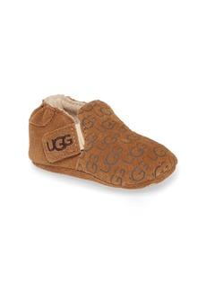 UGG® Roos Crib Shoe (Baby)