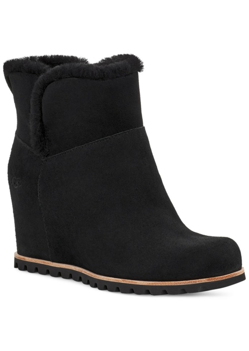 Ugg Seyline Hidden-Wedge Booties