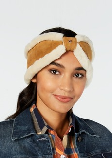 Ugg Shearling Bow Headband