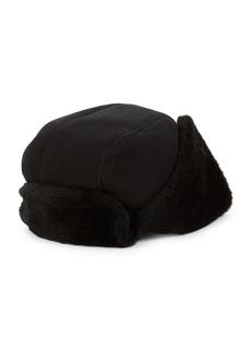 UGG Australia UGG Shearling Trapper Hat