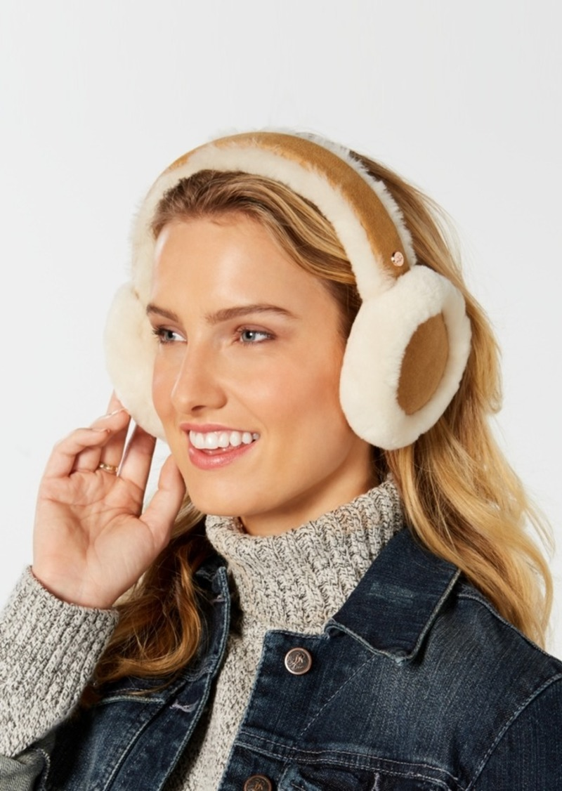 Ugg Sheepskin Bluetooth Earmuffs