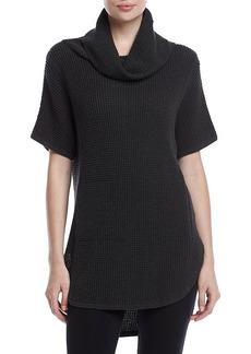 UGG Short Sleeve Cowl Neck Sweater