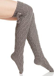 UGG� Sparkle Cable Knit Socks