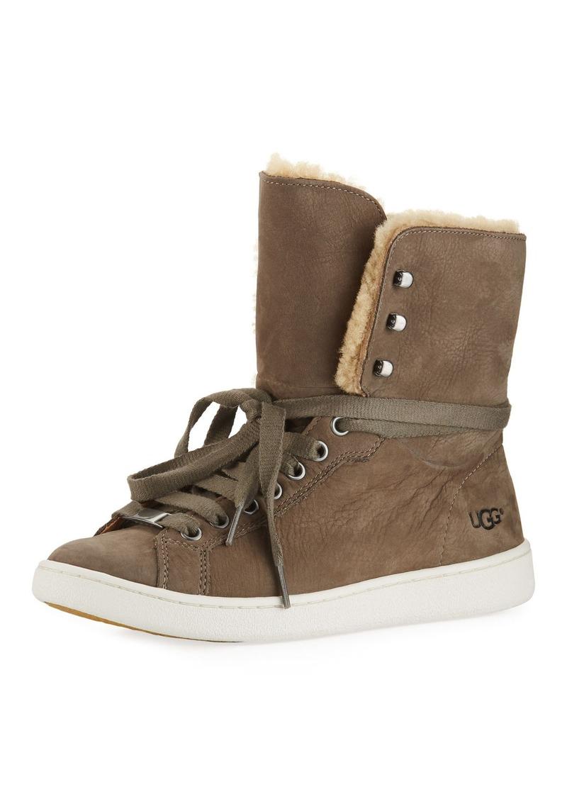 c947b6a1ba1 Starlyn Shearling High-Top Sneaker