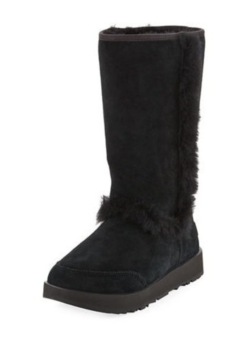 47bf0cd3088 Sundance Waterproof Suede Boot
