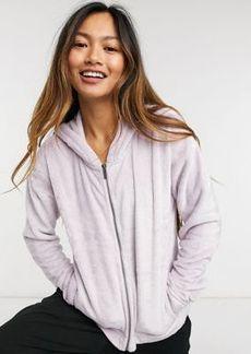 UGG Tasha loungewear top in lilac
