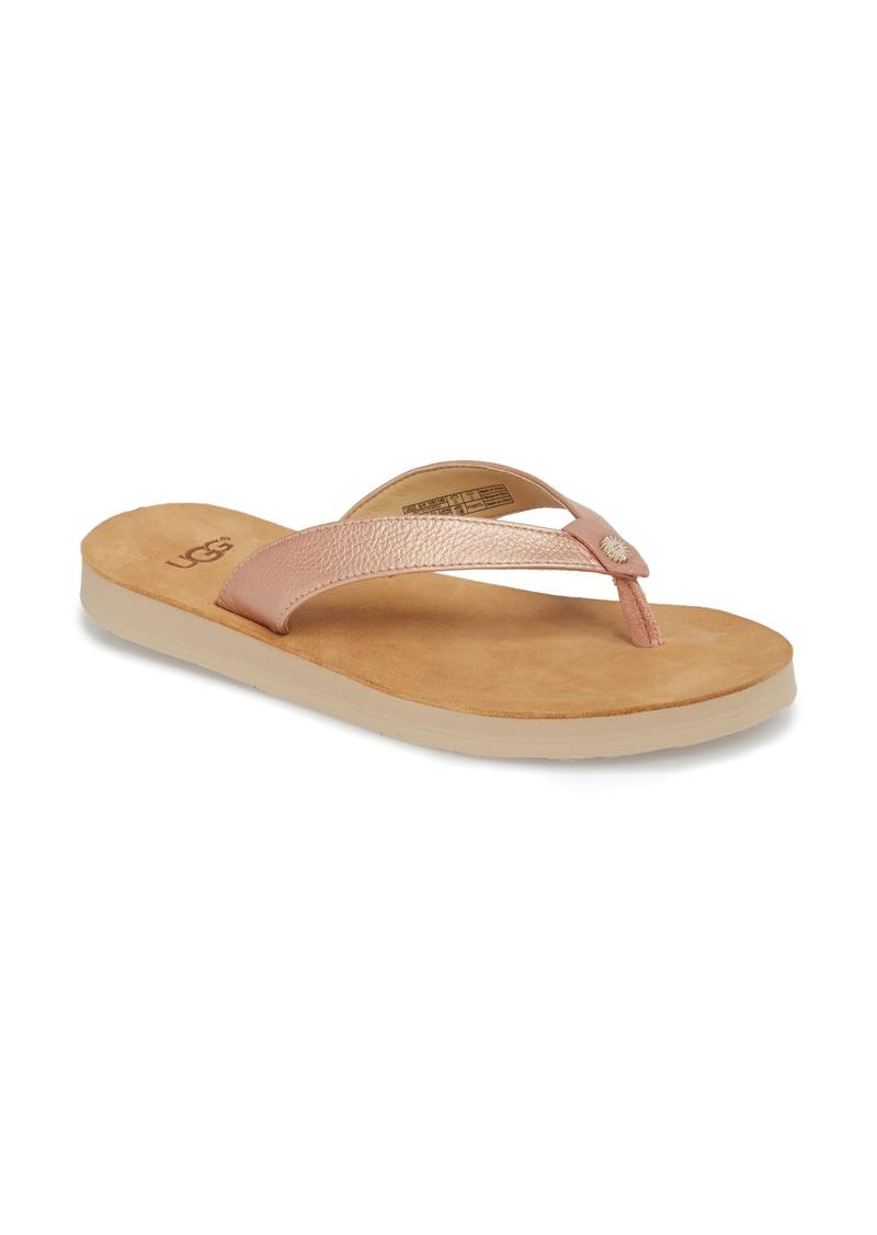 7b43874a3132 UGG UGG® Tawney Flip Flop (Women)