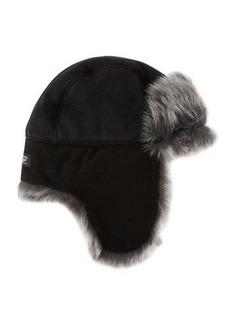 UGG Toscana Long-Pile Fur Trapper Hat