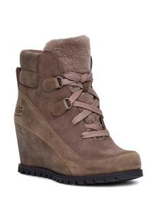 UGG® Valory Waterproof Insulated Wedge Boot (Women)