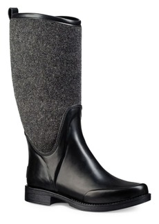UGG Wendell Reignfall Faux Fur All-Weather Boots