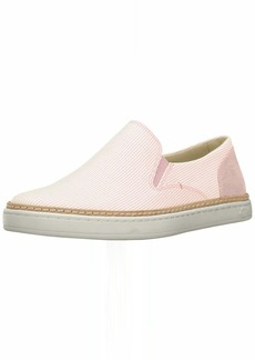 UGG Women's Adley Stripe Fashion Sneaker   US/ B US