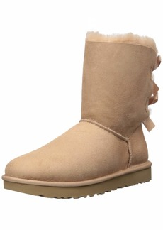 UGG Women's Bailey Bow II Fashion Boot arroyo  M US