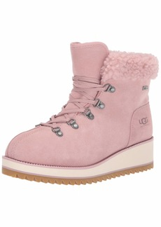 UGG Women's Birch LACE-UP Shearling Snow Boot   M US